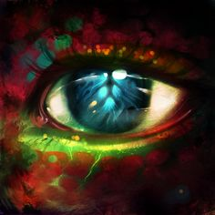 Dragon eye by *ryky on deviantART