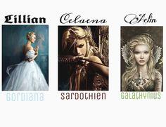 Celaena Sardothien. Throne of glass series yes! !!
