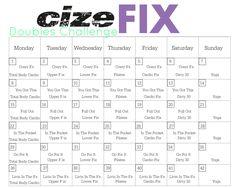 Cize Fix Calendar