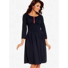 Sukienka Kelly Navy Dress