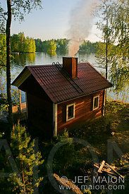 Sauna by a lake in Finland. Fantastic! Visit us for great holidays in Finland http://www.adventuretravelshop.co.uk/adventure-holidays-europe/holidays-in-finland/