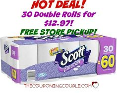 HOT**Charmin Basic - Only $0.08 Per Double Roll @ Walgreens!