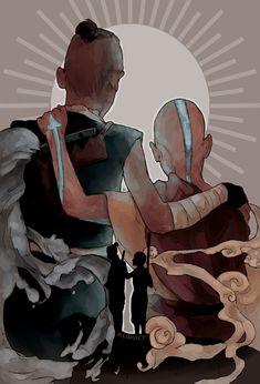 Avatar Legend Of Aang, Team Avatar, Legend Of Korra, The Last Avatar, Avatar The Last Airbender Art, Zuko, Fan Art Avatar, Mejores Series Tv, Avatar World