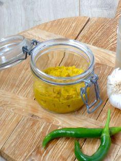 Maak zelf je eigen currypasta, lekker, simpel en heel gezond.