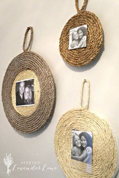 anderson + grant: 10 Simple Ideas for Decorating Your Home {Your Turn to Shine Link Party Diy Crafts For Home Decor, Diy Crafts Hacks, Diy Crafts To Sell, Diy Projects, Sell Diy, Diy Wall Art, Diy Wall Decor, Burlap Crafts, Paper Crafts