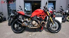 2014 Ducati Monster 1200S Just arrived :)