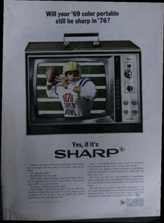 Sharp, Life 11/15/68