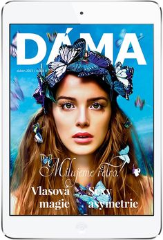 Free tablet magazine DÁMA Časopis si můžete stáhnout zdarma na: ➸ App Store: https://itunes.apple.com/us/app/dama-luxury-magazine-elektronicka/id932005821?mt=8 ➸ Google Play: https://play.google.com/store/apps/details?id=cz.triobo.reader.android.dama2