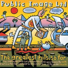 Saved on Spotify: (This Is Not A) Love Song by Public Image Ltd.