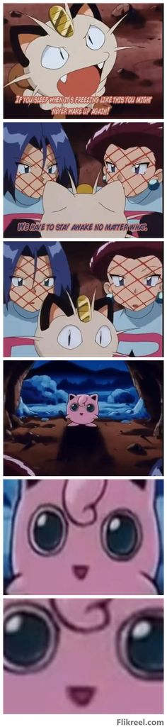 Run team rocket pokemon jigglypuff funny Pokemon Comics, Pokemon Funny, Pokemon Memes, All Pokemon, Pokemon Stuff, James Pokemon, Pokemon People, Pokemon Team, Lugia
