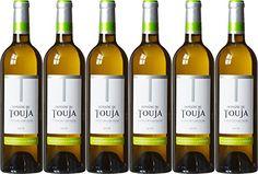 DOMAINE DU TOUJA France Vins du Sud Ouest MDC Vin IGP Côtes de Gascogne 75 cl – Lot de 6 – 2015