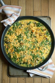 Frittata How To