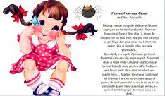 Doamna Fagilor: Poveste cu Picuruș, Picioruș și Olguța...-Oareunde... Minnie Mouse, Disney Characters, Fictional Characters, Reading, Fantasy Characters