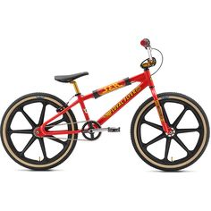 SE Bikes Floval Flyer Looptail 24 BMX Bike 2017