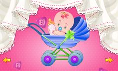 Newborn baby care & bath is a fun game for kids, where they have to act like parents to take care of little girl and boy babies. This cute baby care game is consisting of multiple mini games which includes dress up and wash up games. Take special care of baby and give him bath and then select an attractive dress which suits the baby. Everyone loves little cute kids. So it's your chance to take care of lovely kid and make him happy. Newborn baby care & bath is a baby's bed time's game.<p>Game…