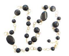 #necklace #jewelry ferrari_ gioielli - Collana gold filled collezione Ishwara - CL 001