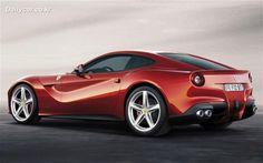 데일리카~ 페라리, 새로운 성능의 F12 베를리네타 스파이샷...′관심′