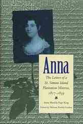 Anna: The Letters of a St. Simons