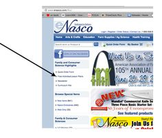 Ashley's FACS of Life!: Nasco – Family and Consumer Sciences – Free Lesson Plans!