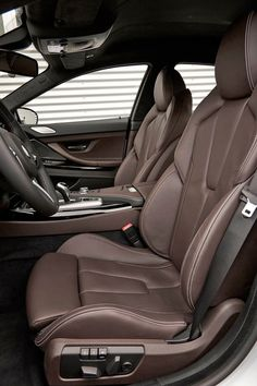 BMW M6 (2014) Gran Coupe Interior
