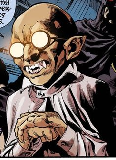 Count Sivana screenshots, images and pictures - Comic Vine