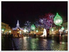 fot. Piotr Zegar #street #lights #decorations