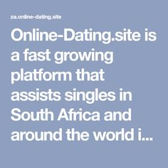 Meet Singles Online - Dating in South Africa Local Singles, Singles Online, Meet Singles, Online Dating, Free Dating Sites, Dating Apps, Women Looking For Men, Find Your Match, Date Today