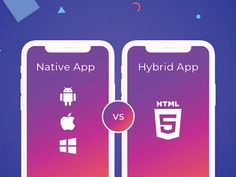 Hybrid VS native app development contrasts app development sector and a developer must make the right choice while selecting one. Game Development Company, App Development, Web Languages, Objective C, Build An App, Like Instagram, Mobile Application, Android Apps, Nativity