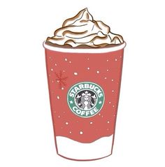 I just got into Starbucks! It's a new, not to mention, expensive addiction.