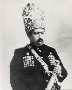 Mohammad Ali Shah Qajar, Shah of Persia