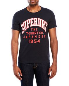 Superdry Japanese Standard Entry Tee