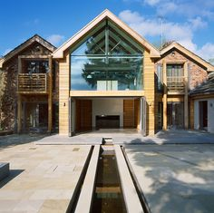 Willow House, Wilmslow, Cheshire - residential project by Reid Architects • Reid Architects