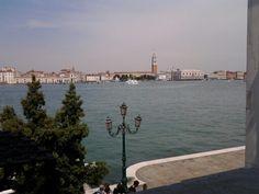 San Marco Square Venice,  from Giudecca Island