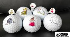 muumit golf - Google-haku Golf Ball, Google