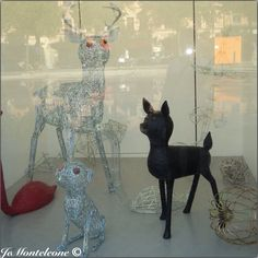 Alpha bambi, starry Eyes, Puppy 105, Perfect Stranger, star city, Golden age by Kaisu Koivistu