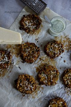 Pancakes with buckwheat / Placki z kaszy gryczanej .  http://magiawkuchni.blox.pl/2015/01/Pieczone-placki-z-kaszy-gryczanej.html