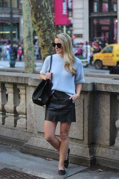 Short Sleeve Sweater - Styled Snapshots