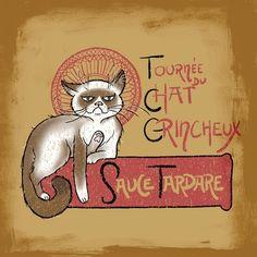 Tournee du Chat Grincheux