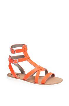 Pin for Later: Wählt eure neuen Schuhe aus: 50 preiswerte Sommerschuhe Sam Edelman Gladiator Sandale Sam Edelman Circus by Selma Gladiator Sandal ($45)