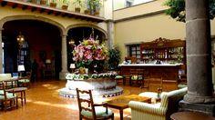 ..:: Hacienda de Los Morales ::..best bar in Mexico City!