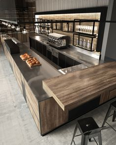 Refrigerated display counter / for pastry shops - TREVI - frigomeccanica