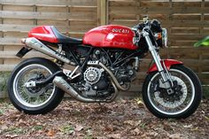 Ducati Sport Classic with Zard exhaust