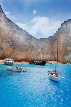 GREECE CHANNEL | Emanuela Rizzo - Google+ By Ady Petrova on 500px  #Greece #Hellas #sea #summer, #Zakynthos http://www.greece-channel.com/