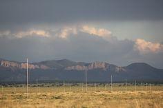 Walter De Maria <The Lightning Field>, 1977 Land art work in Catron County, New Mexico - Google 搜索