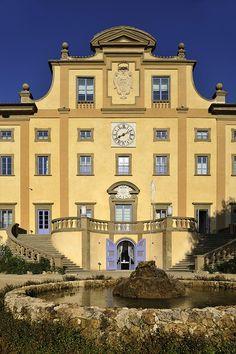 Villa Le Maschere - Florence, Italy