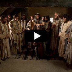 Jesus Calls and Gives Power to His Twelve Apostles