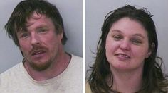 Jason Roth and Amanda Eggert were allegedly too drunk to drive so their nine-year-old got behind the wheel.