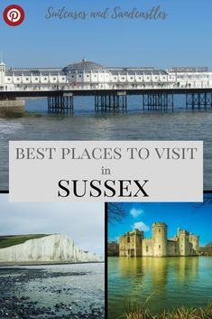 The new Duke and Duchess of Sussex have an amazing county as their dukedom. Here's our guide to visiting Sussex and its stunning countryside, pretty towns, great castles and beaches. It's a brilliant place to explore with kids. #familytraveluk #sussexwithkids #bestofsussex #whyvisitsussex