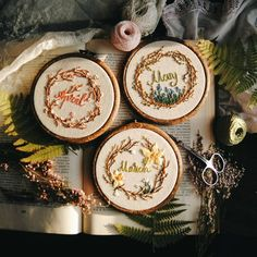 You, Me, and Embroidery — grace-hollow-doll: ...
