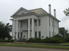 Old Escambia County Courthouse in Brewton, Alabama